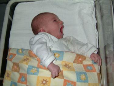 baby 12 dagen oud